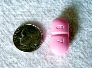 Large Pill