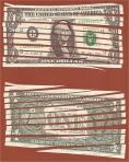 Shredded Bills